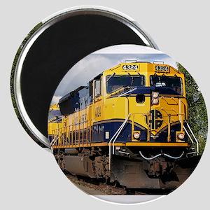 Alaska Railroad engine Magnets