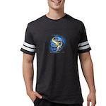 SP_BOOKCOVERLOGO_BLUEFLAME Mens Football Shirt