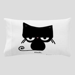 meh cat Pillow Case