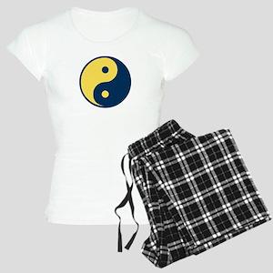 yyu-bluegold Women's Light Pajamas