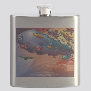 Castle Wulfenbach Color Flask