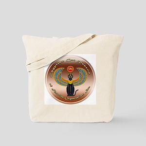 Egyptian Cat Rescue Organization of Ameri Tote Bag