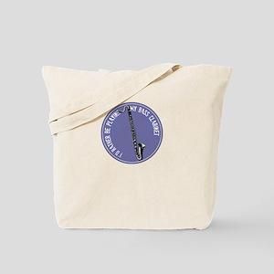 bassclarinetB Tote Bag