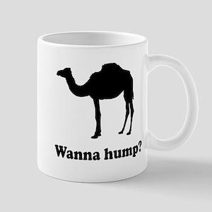 Wanna Hump Mugs