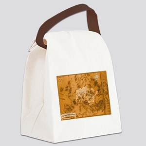 Europa Canvas Lunch Bag