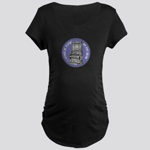 pipeorganB Maternity T-Shirt
