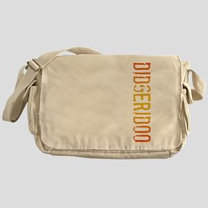 stamp-didgeridooB Messenger Bag