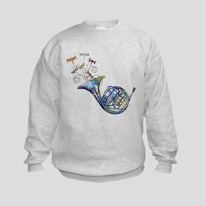 French Horn Sweatshirt
