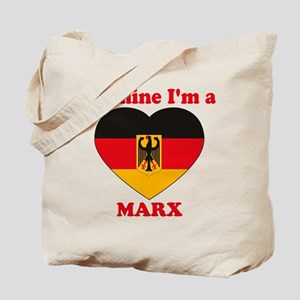 Marx, Valentine's Day Tote Bag