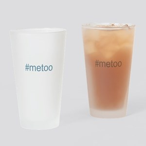 metoo Drinking Glass