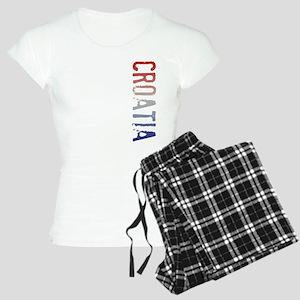 co-stamp-croatia Women's Light Pajamas