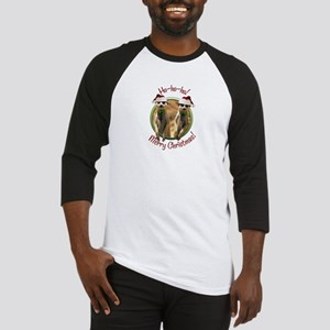 meerkat-christmas Baseball Jersey