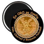 Mex Oro Magnet