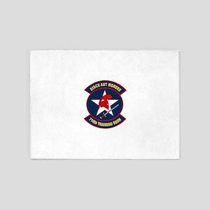 714th_training_sqdn 5'x7'Area Rug