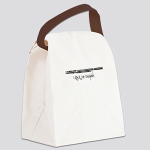 rock-bassoon Canvas Lunch Bag