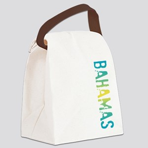co-stamp-bahamas Canvas Lunch Bag