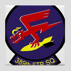 389sq Tile Coaster