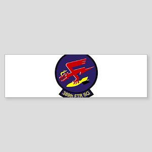389sq Bumper Sticker
