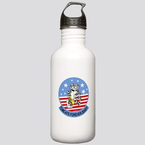 3-cat_02 copy Stainless Water Bottle 1.0L