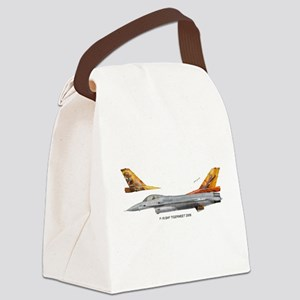 bafTiger06 Canvas Lunch Bag
