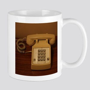 Retro Telephone Mugs