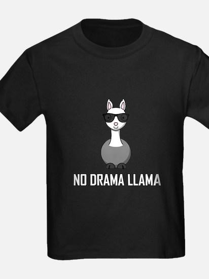 No Drama Llama Sunglasses T-Shirt