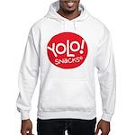 Yolo! Snacks Logo Hoodie