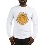 Mex Gold Long Sleeve T-Shirt