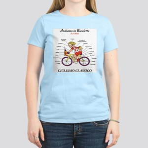 Ciclismo Classico Cycling Anatomy Women's T-Sh