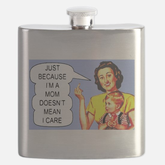 Cool Housewife Flask