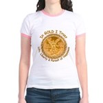 Mex Gold Jr. Ringer T-Shirt
