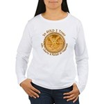 Mex Gold Women's Long Sleeve T-Shirt