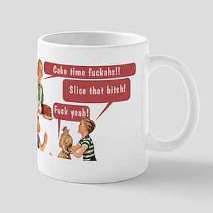 Cake Time Fun Mugs
