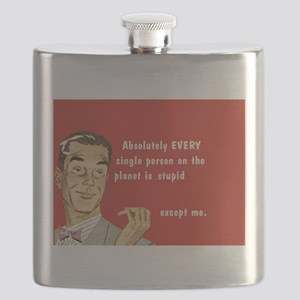 Except Me Flask