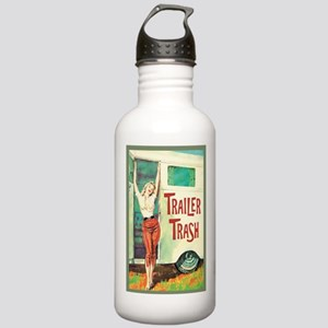 Trailer Trash Water Bottle