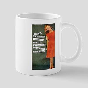 Give a F Mugs
