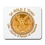 Mex Gold Mousepad