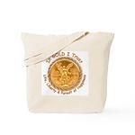 Mex Gold Tote Bag