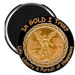 Mex Gold Magnet