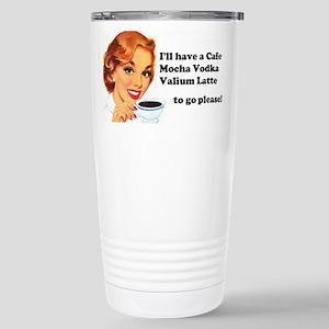 Vodka Latte ToGo Travel Mug