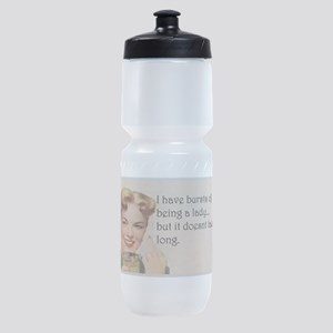 Being a Lady Sports Bottle
