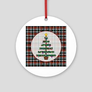 TREES Ornament (Round)