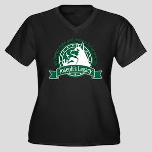 Joseph's Legacy Plus Size T-Shirt