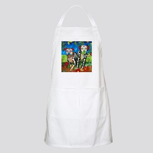 Maggie and Brutus, the Boxers Apron