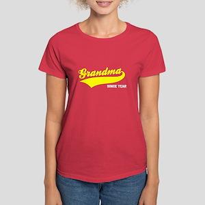Sports Grandma Women's Dark T-Shirt