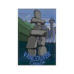 Vancouver Souvenir Fridge Magnets Vancouver Magnet