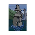 Vancouver Souvenir Fridge Magnets 100 pack Gifts