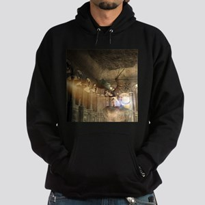 The dragon in the castle Hoodie