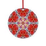 Attraction Art Mandala Ornament (Round)