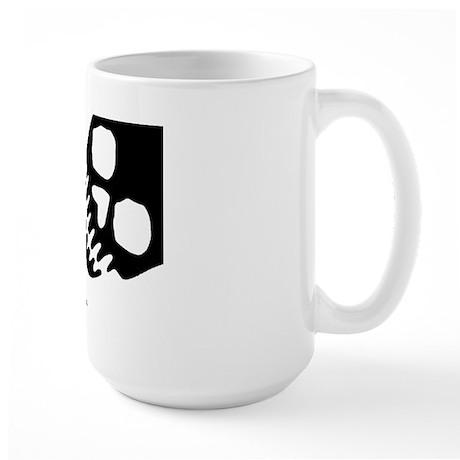 CROSSBONES Large Mug